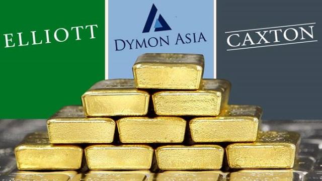 Các quỹ đầu tư lớn tăng đặt cược vào vàng