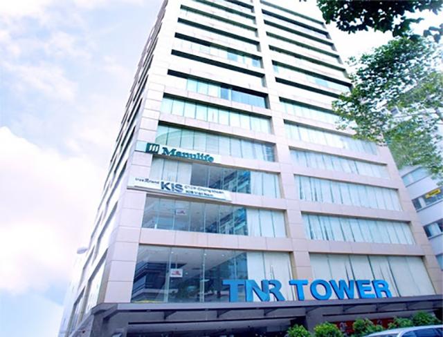 TNR Tower Nguyễn Công Trứ. Nguồn: TNR.
