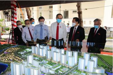 TP HCM hoàn thiện quy hoạch để đưa huyện Nhà Bè lên quận