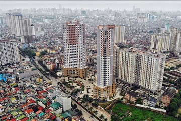 Bộ Xây dựng: Thị trường bất động sản chưa có biểu hiện khủng hoảng hay phát triển nóng