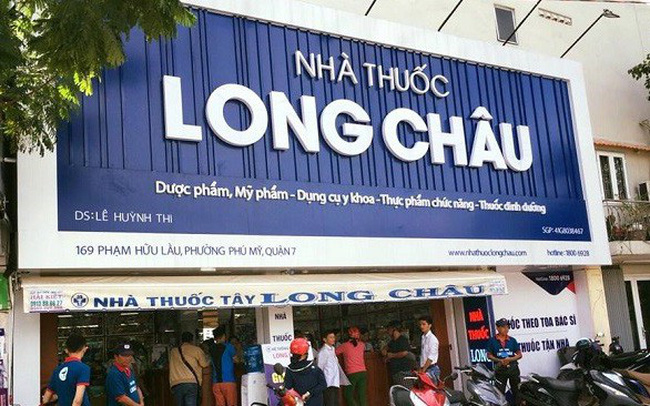 Chuỗi Long Châu đã chốt được 40 địa điểm để mở mới nhà thuốc trong quý II