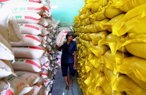 28 tỷ đồng của 24 doanh nghiệp không cung cấp gạo dự trữ đã được nộp vào ngân sách
