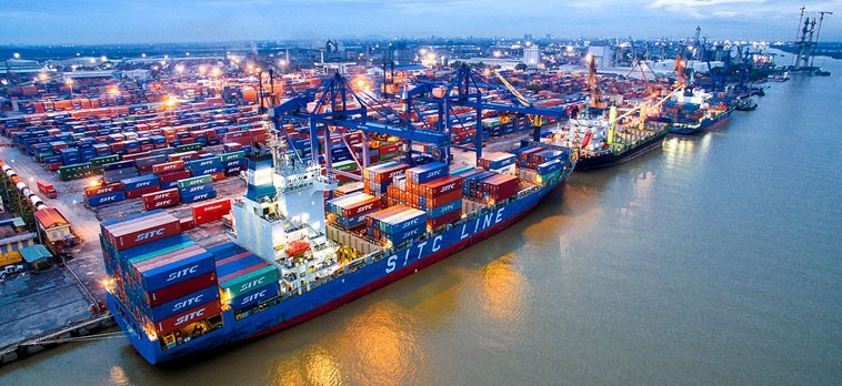 Cảng Đình Vũ đặt kế hoạch lợi nhuận quý II giảm 50%