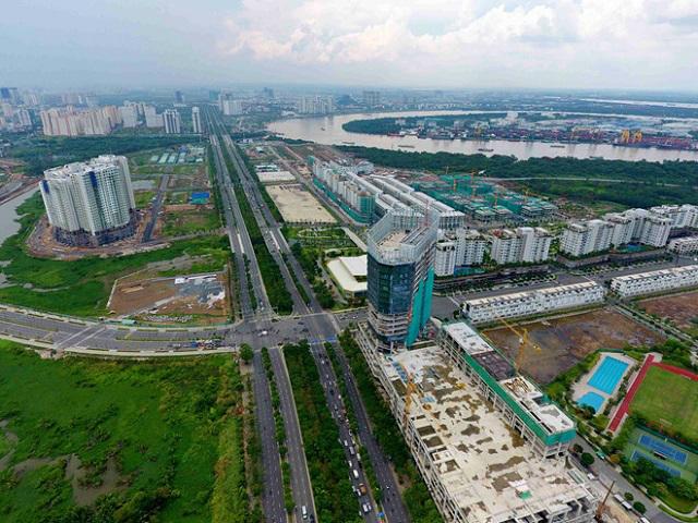 TP HCM tiếp tục kiến nghị thành lập thành phố phía Đông