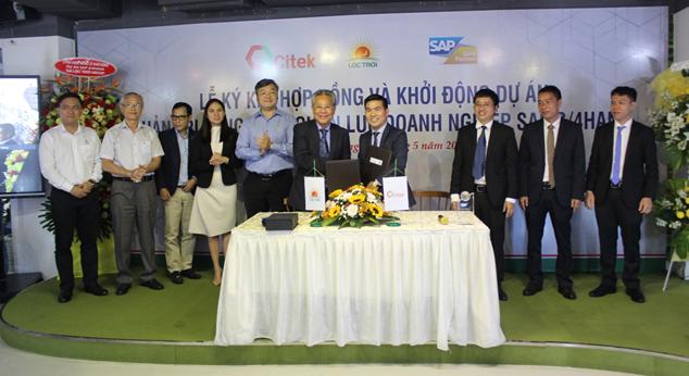 Tập đoàn Lộc Trời đầu tư 4 triệu USD cho dự án chuyển đổi số với giải pháp SAP S/4HANA