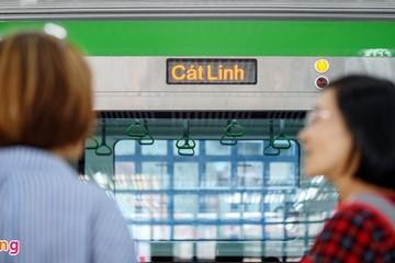 Thủ tướng: Đưa đường sắt Cát Linh - Hà Đông vận hành trong năm nay