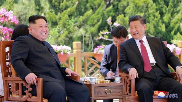 Ông Tập Cận Bình trả lời 'thư miệng' của ông Kim Jong-un