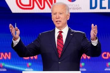 Biden dẫn trước Trump 9 điểm tại 6 bang chiến trường