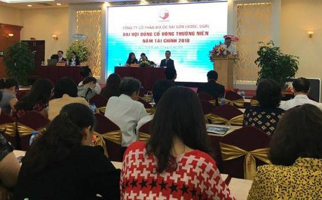 Saigonres hủy Nghị quyết cũ, cho biết sẽ thông báo địa điểm họp thường niên đến từng cổ đông