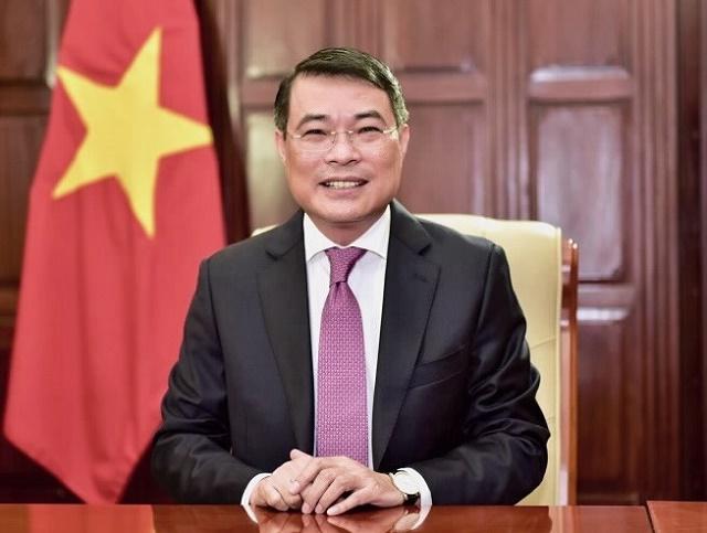 Thống đốc NHNN Lê Minh Hưng. Ảnh: NHNN.