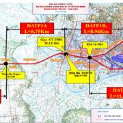 Đề xuất đầu tư 6.660 tỷ đồng xây 16 km đường vành đai 3 TP HCM đoạn Tân Vạn - Nhơn Trạch