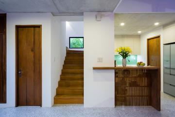 Ngôi nhà xây trên khoảng đất méo mó ở TP HCM gây thích thú với lối thiết kế thông minh