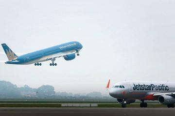 Máy bay đông khách trở lại