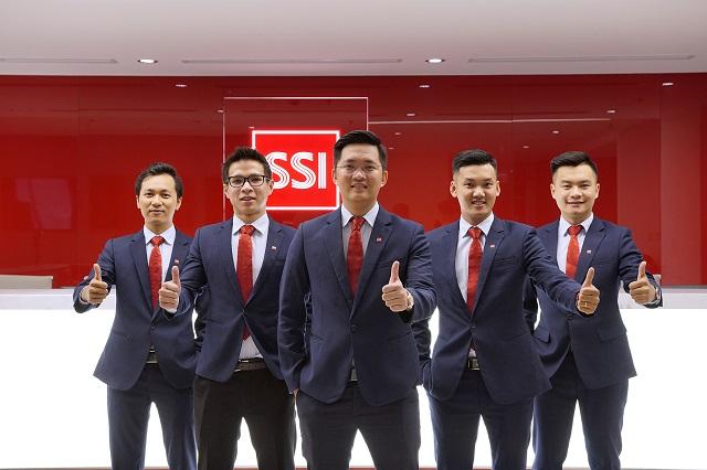 SSI là công ty chứng khoán lớn nhất thị trường. Ảnh: SSI