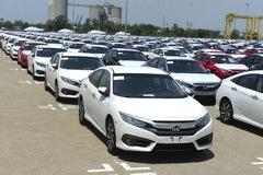 Ôtô nhập khẩu về Việt Nam trong tháng 4 giảm gần 60% so với tháng trước