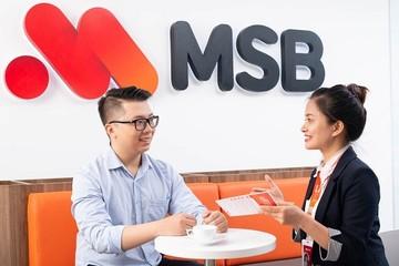 MSB muốn rút sồ sơ niêm yết