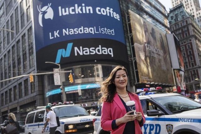 'Starbucks của Trung Quốc' Luckin Coffee sa thải cả CEO và COO sau bê bối ngụy tạo doanh thu