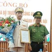 Hà Nội, Thừa Thiên Huế, Tòa án Quân sự Quân khu 9 có nhân sự mới