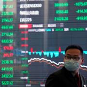 Chứng khoán châu Á giảm sau cảnh báo của Fed về kinh tế Mỹ