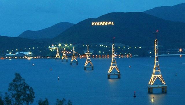 Vinpearl được đồng ý chủ trương xây cầu vượt biển ở Nha Trang
