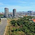 <p> Dự án nằm dọc theo trục đường Mai Chí Thọ, kề bên hầm Thủ Thiêm và ven sông Sài Gòn.</p>