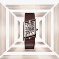 """<p class=""""Normal""""> <span>Cartier Privé đang thực hiện các kỹ xảo bậc thầy của mình trong nghệ thuật chế tác đồng hồ horology với việc ra mắt chiếc đồng hồ Tank Asymétrique mới.</span></p>"""