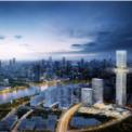 <p> Phối cảnh dự án với tòa tháp 88 tầng là điểm nhấn. Ảnh: <em>Chủ đầu tư.</em></p>