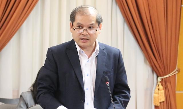 ông Trần Tuệ Quang, Phó Cục trưởng Cục Điều tiết điện lực.