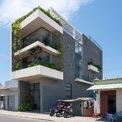 <p> Trong ngôi làng nhỏ ở Vũng Tàu, ngôi nhà được thiết kếcho một gia đình gồm 3 thành viên rời khỏi thành phố bận rộn để sinh sống và bắt đầu kinh doanh homestay.</p>
