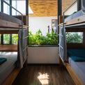<p> Khu vực phòng ngủ homestay.</p>