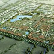 Khởi công khu công nghiệp và đô thị 1.800 ha ở Long An