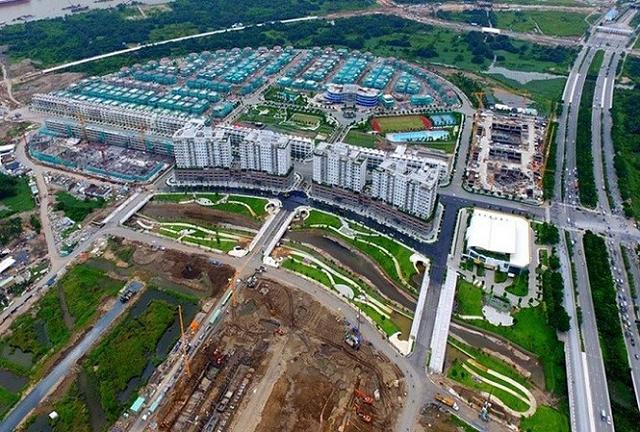 TP HCM đấu giá 5.000 m2 'đất vàng' ở khu đô thị Thủ Thiêm
