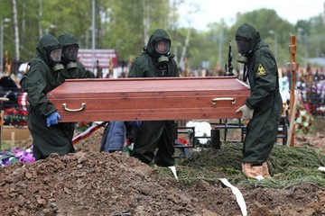 Hơn 312.000 người chết vì nCoV toàn cầu
