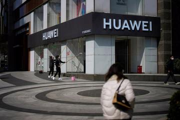 Quan hệ Mỹ - Trung lại nóng vì Huawei