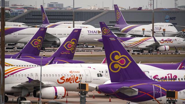 Bộ trưởng Tài chính Thái Lan: Thai Airways đang được cân nhắc cho phá sản