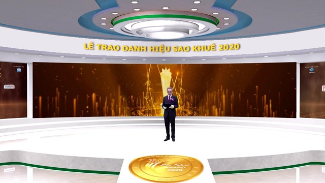Doanh thu top 10 Danh hiệu Sao Khuê 2020 đạt 40 triệu USD