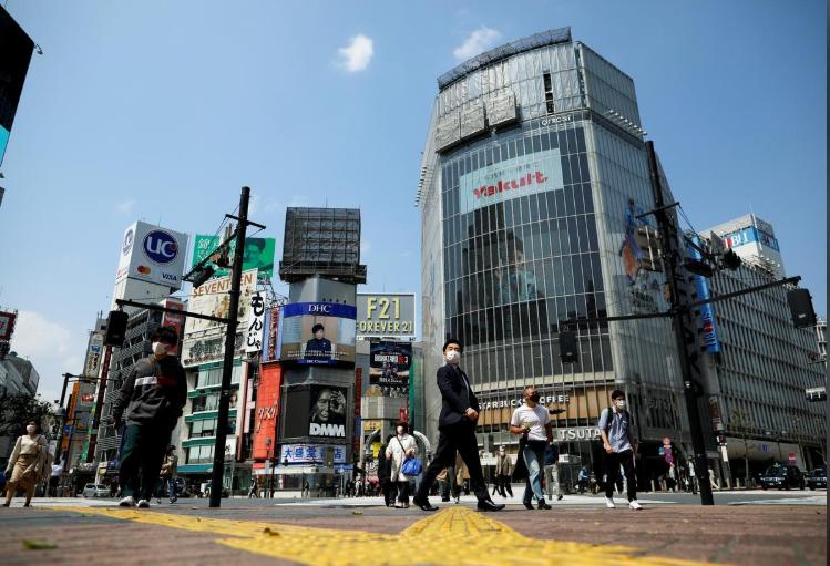 Kinh tế Nhật Bản suy thoái lần đầu tiên sau gần 5 năm