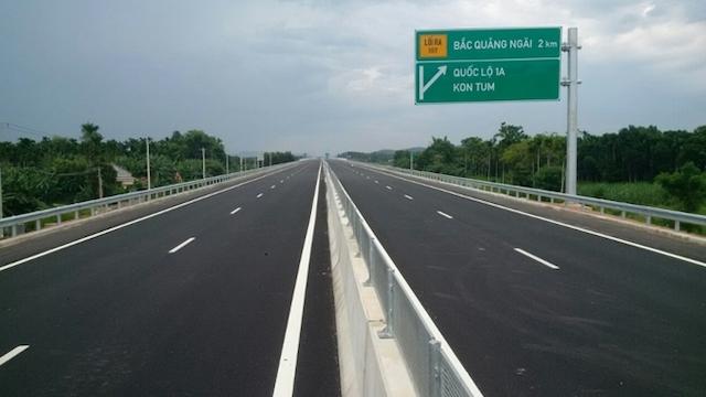 Bình Định đề xuất làm chủ đầu tư dự án Quảng Ngãi - Bình Định