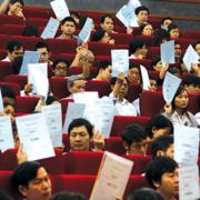 Lịch họp đại hội cổ đông của một số ngân hàng
