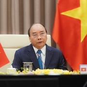Thủ tướng: Tăng cường đoàn kết quốc tế, ứng phó với đại dịch Covid-19