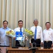 Bổ nhiệm nhiều nhân sự mới ở TP HCM