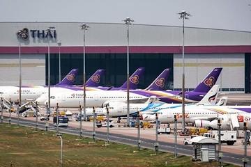 Thai Airways được chính phủ 'giải cứu'