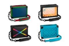 Louis Vuitton ra mắt loạt phụ kiện đa sắc màu mang thiết kế huyền thoại của hãng