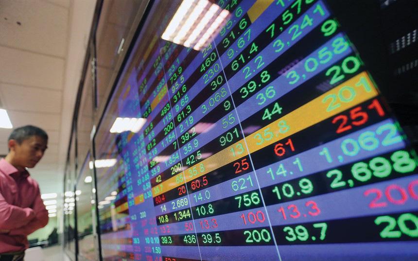 Lực cầu mạnh 30 phút cuối, VN-Index tăng gần 7 điểm