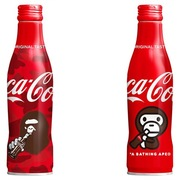Coca-Cola Nhật Bản ra mắt thiết kế chai cao cấp đậm chất đường phố