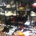 """<p> Tại địa chỉ<span style=""""color:rgb(0,0,0);"""">111 Hàng Bông, đoàn kiểm tra tạm giữ 214 sản phẩm trang sức, giày, túi, ví, khăn có dấu hiệu giả mạo các nhãn hiệu Gucci, Chanel, Dior, LV, Hermes, Salvatore Ferragamo, Goyard, Louboutin....</span></p> <p class=""""Normal"""" style=""""margin:0cm 0cm .0001pt;text-align:center;line-height:normal;background-color:transparent;""""> </p> <p> </p>"""