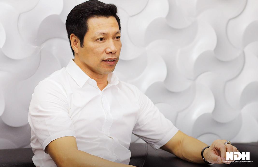 'Niềm tin, lợi ích của khách hàng là vị trí cao nhất mà Văn Phú - Invest luôn hướng đến'