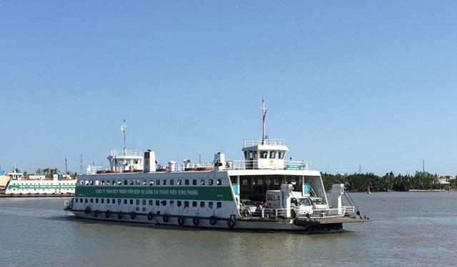 Phà biển nối TP HCM - Vũng Tàu sắp hoạt động