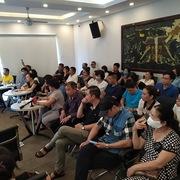 Nhà đầu tư Cocobay Đà Nẵng khóc trong buổi đối thoại với Thành Đô và SHB
