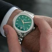 Đồng hồ Piaget Polo S phiên bản mặt số xanh lá giới hạn 888 chiếc trên toàn cầu